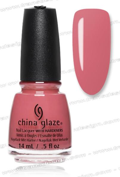 CHINA GLAZE POLISH  - Can't Sandal This