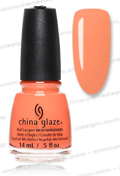 CHINA GLAZE POLISH  - Pilates Please