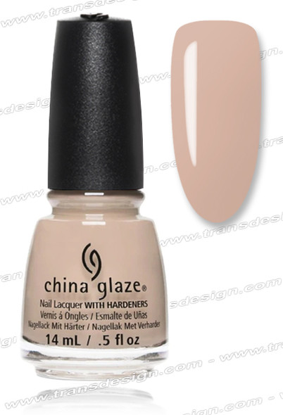 CHINA GLAZE POLISH  - I¹ll Sand By You