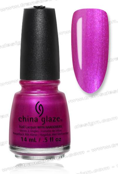 CHINA GLAZE POLISH  - Don't Desert Me