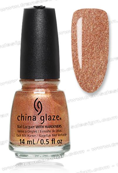 CHINA GLAZE POLISH  - Better Late Than Nectar