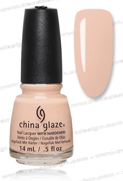 CHINA GLAZE POLISH  - Sand In My Mistletoes