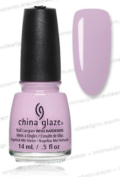 CHINA GLAZE POLISH  - Are You Orchid-ing Me?