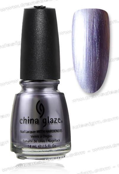 CHINA GLAZE POLISH  - Avalanche*