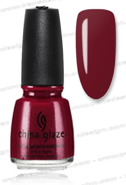 CHINA GLAZE POLISH  - Bing Cherry