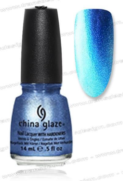 CHINA GLAZE POLISH  - Blue Bells Ring