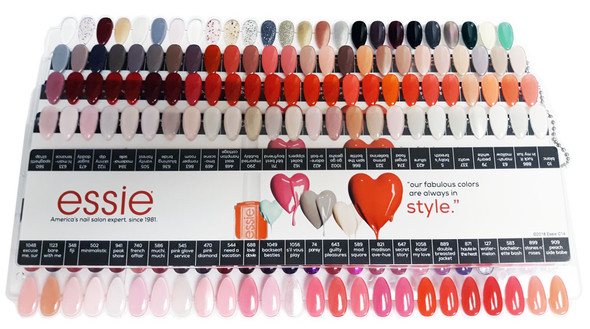 ESSIE - Color Chart 200/Display