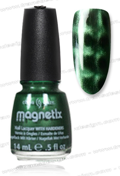 CHINA GLAZE MAGNETIC - Con-Fused? *