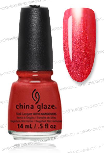 CHINA GLAZE POLISH - Coral Star