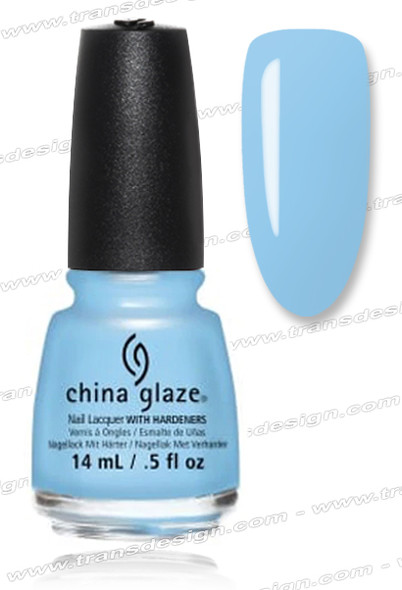 CHINA GLAZE POLISH - Don't Be Shallow
