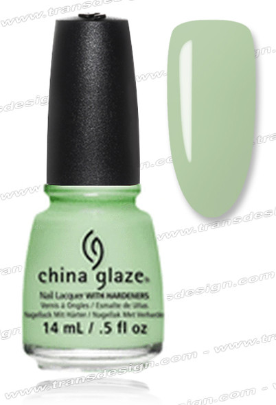 CHINA GLAZE POLISH - Highlight of My Summer