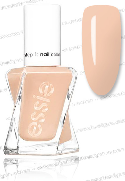 ESSIE GEL COUTURE - Buttoned & Buffed