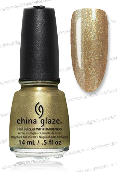 CHINA GLAZE POLISH - Mind The Gap*