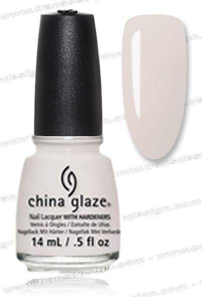 CHINA GLAZE POLISH - Oxygen
