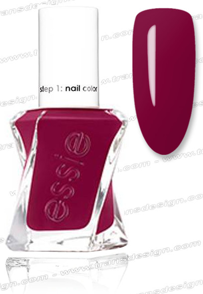 ESSIE GEL COUTURE - Berry in Love  *
