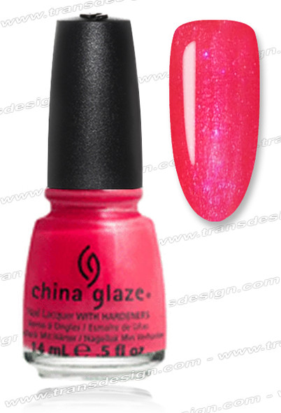 CHINA GLAZE POLISH - Snap My Dragon*