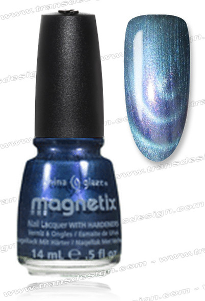 CHINA GLAZE MAGNETIC POLISH - Sparks Will Fly*