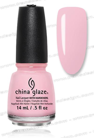 CHINA GLAZE POLISH - Spring In My Step*