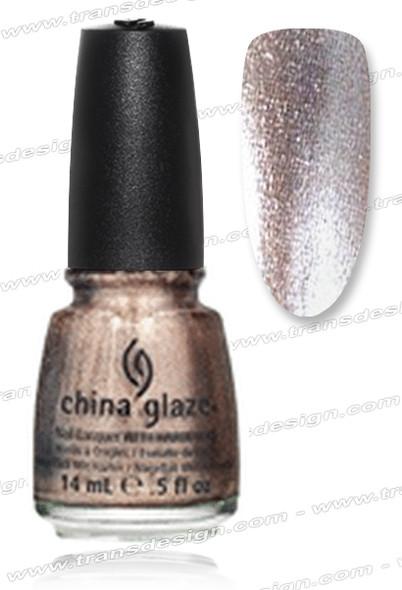 CHINA GLAZE MAGNETIC POLISH -  Swing Baby