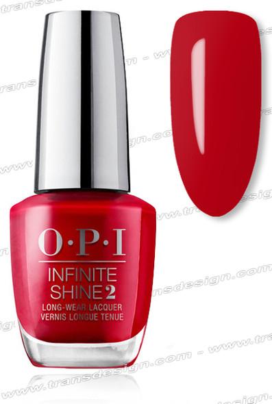 OPI Infinite Shine - Relentless Ruby