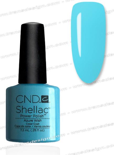 CND SHELLAC - Azure Wish*