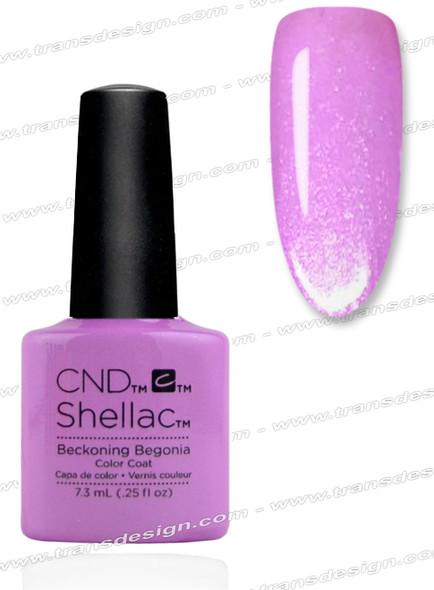 CND SHELLAC - Beckoning Begonia 0.25oz.