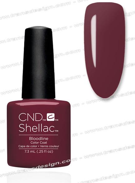 CND SHELLAC - Bloodline 0.25oz.