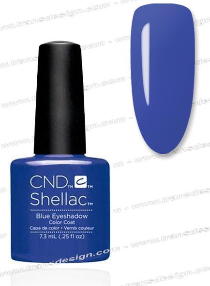 CND SHELLAC - Blue Eyeshadow 0.25oz.