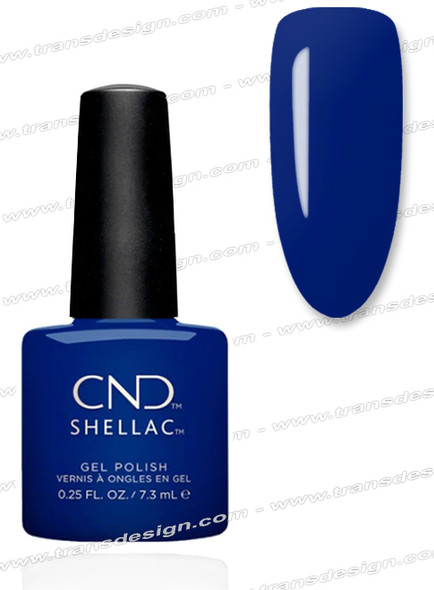 CND SHELLAC - Blue Moon 0.25oz.
