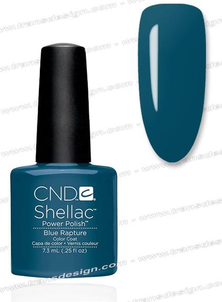 CND SHELLAC - Blue Rapture 0.25oz.*