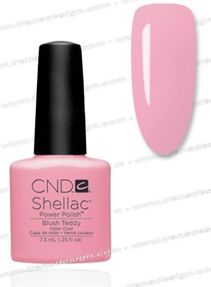 CND SHELLAC - Blush Teddy 0.25oz.*
