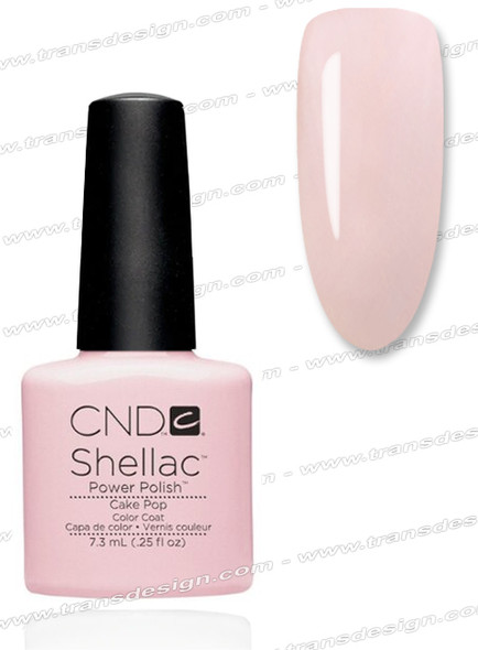CND SHELLAC - Cake Pop 0.25oz.