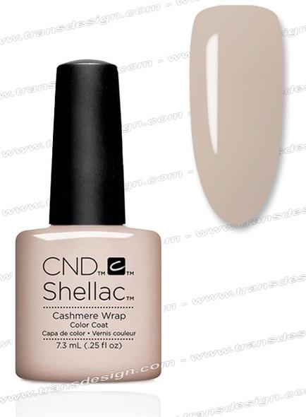 CND SHELLAC - Cashmere Wrap 0.25oz.