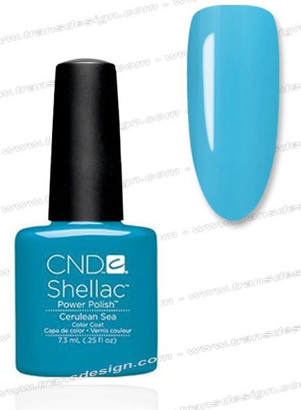 CND SHELLAC - Cerulean Sea 0.25oz.*