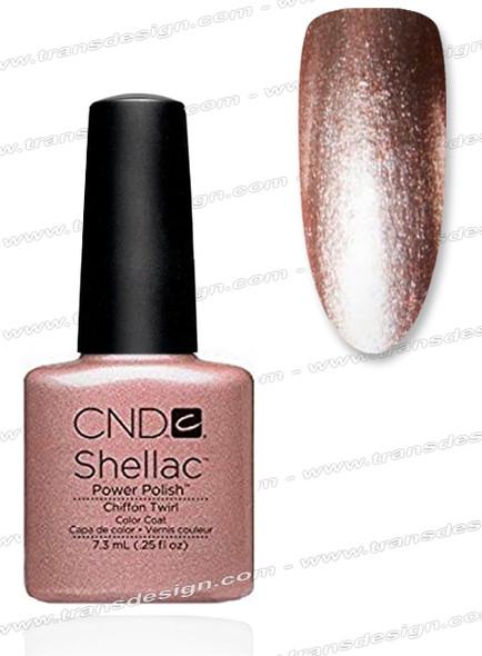 CND SHELLAC - Chiffon Twirl 0.25oz. (No Box) *