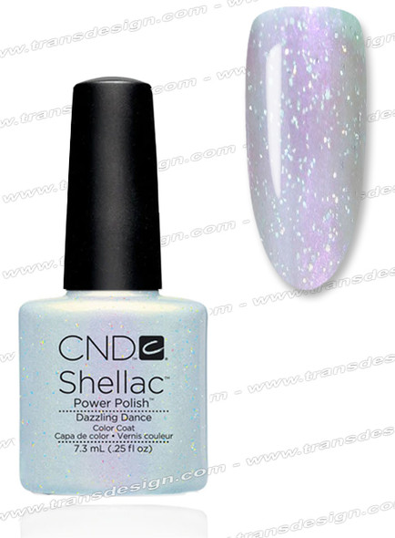 CND SHELLAC - Dazzling Dance 0.25oz. (No Box) *