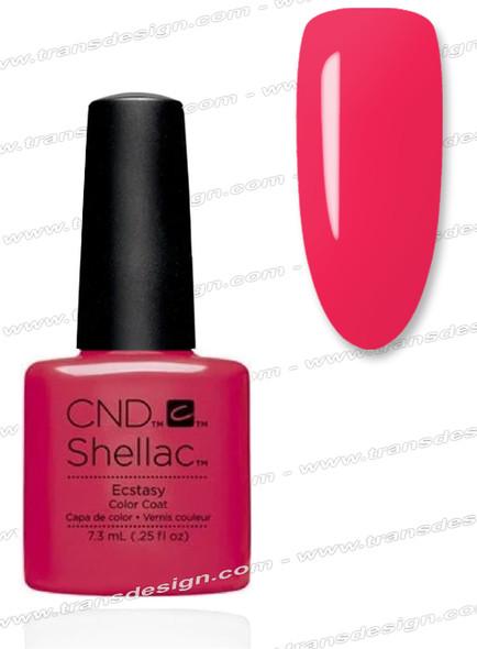 CND SHELLAC - Ecstasy 0.25oz.