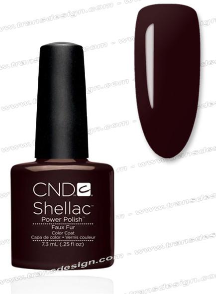 CND SHELLAC - Faux Fur 0.25oz.