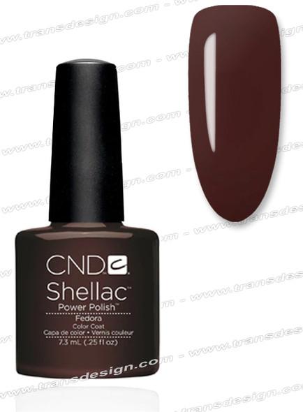 CND SHELLAC - Fedora 0.25oz.