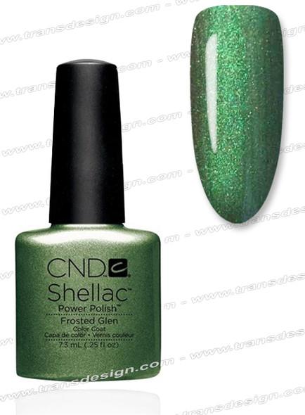CND SHELLAC - Frosted Glen 0.25oz. (No Box) *