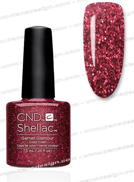 CND SHELLAC Garnet Glamour 0.25oz.