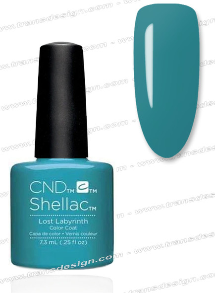 CND SHELLAC - Lost Labyrinth 0.25oz.