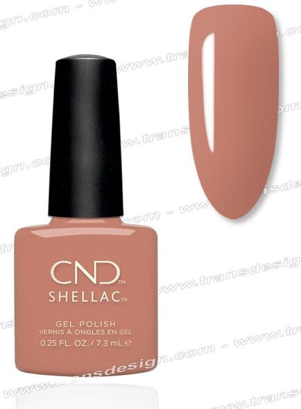 CND SHELLAC - Flowerbed Folly  0.25oz.