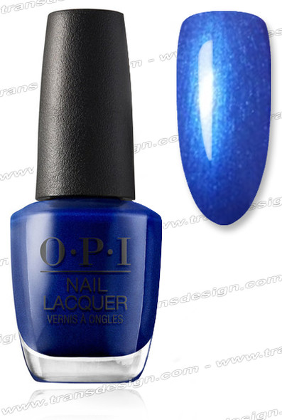 OPI Nail Lacquer - Blue My Mind *