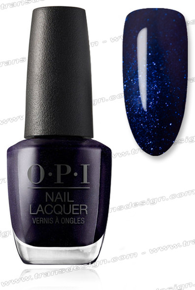 OPI Nail Lacquer - Light My Sapphire