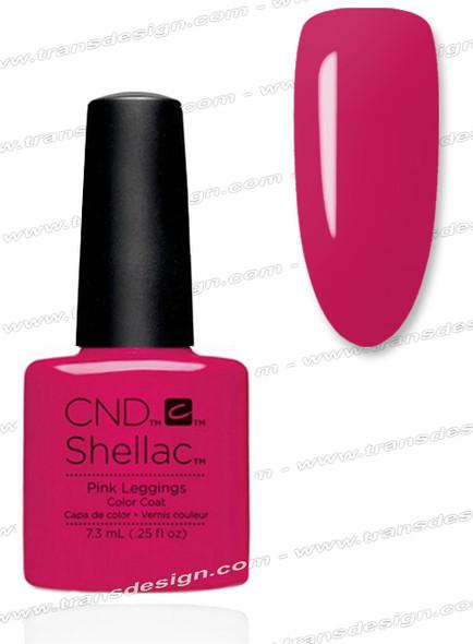 CND SHELLAC -  Pink Leggings 0.25oz.
