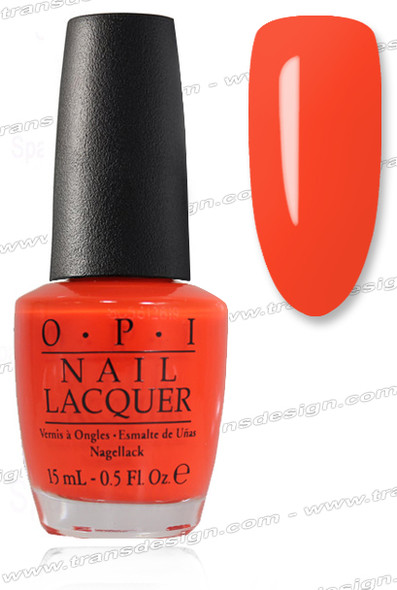 OPI Nail Lacquer - Brights Power *