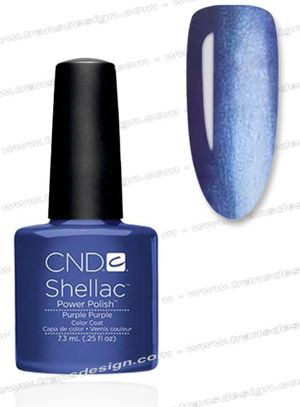 CND SHELLAC - Purple Purple 0.25oz.