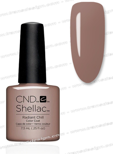 CND SHELLAC - Radiant Chill 0.25oz.