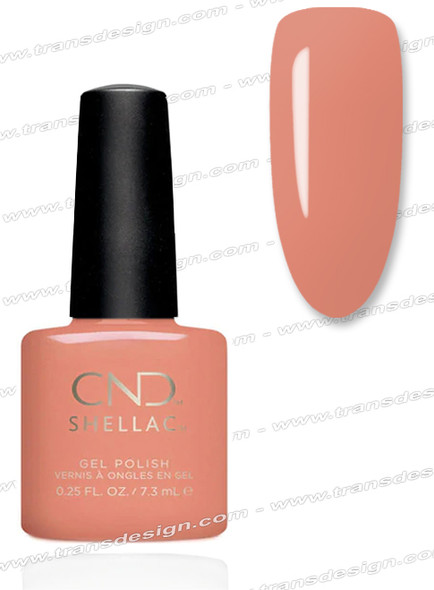 CND SHELLAC - Uninhibited  0.25oz.